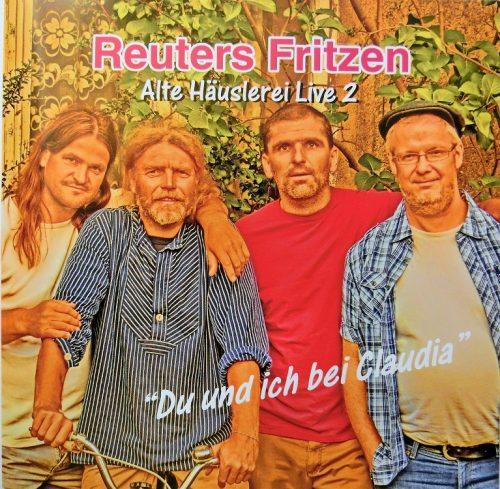 Alte Häuslerei Live 2 Cover